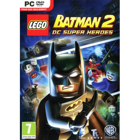 Jeu Pc - Lego Batman 2 : DC Super Heroes