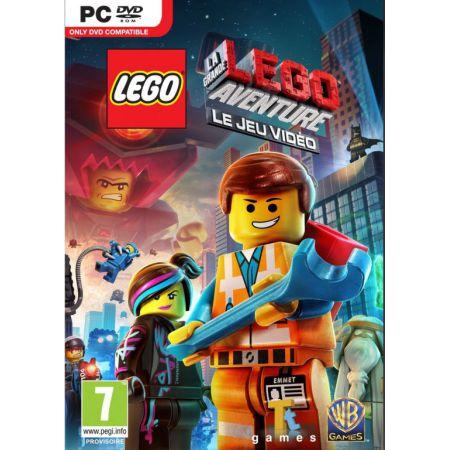 Jeu Pc - Lego : La Grande Aventure - JPC6677