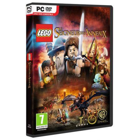 Jeu Pc - Lego : Le Seigneur Des Anneaux