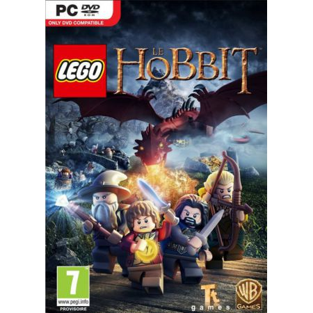 Jeu Pc - Lego The Hobbit JPC6684