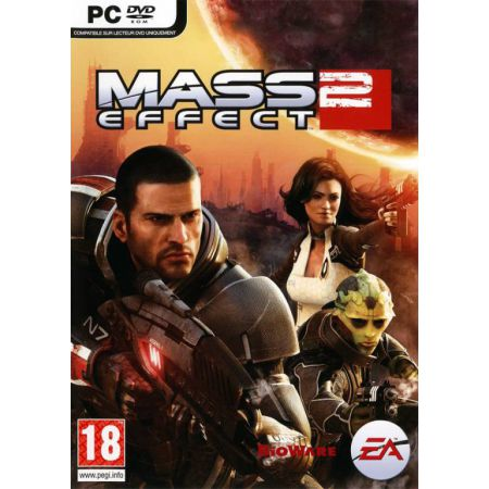 Jeu Pc - Mass Effect 2