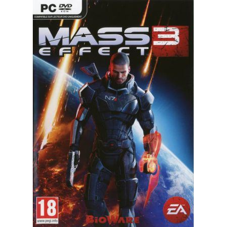 Jeu Pc - Mass Effect 3