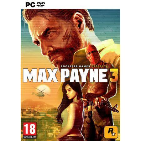 Jeu Pc - Max Payne 3
