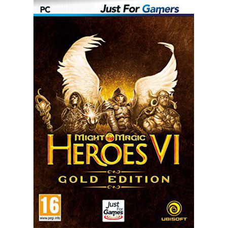 Jeu Pc - Might & Magic Heroes VI 6 - Gold Edition