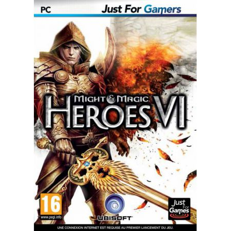 Jeu Pc - Might & Magic Heroes VI