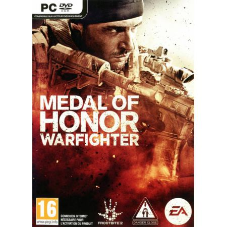 Jeu Pc - (MOH) Medal Of Honor Warfighter