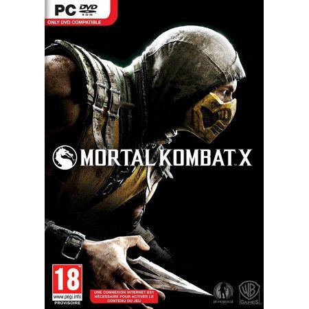 Jeu Pc - Mortal Kombat X