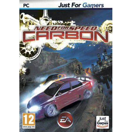 Jeu Pc - Need For Speed Carbon
