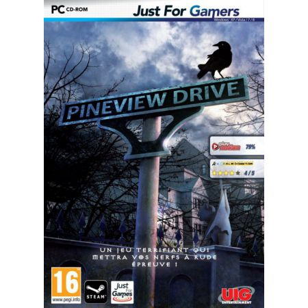 Jeu Pc - Pineview Drive : House of horror