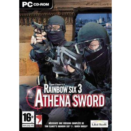JEU PC - RAINBOW SIX 3 : ATHENA SWORD -