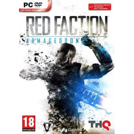 JEU PC - RED FACTION ARMAGEDDON EN FRANCAIS - VF