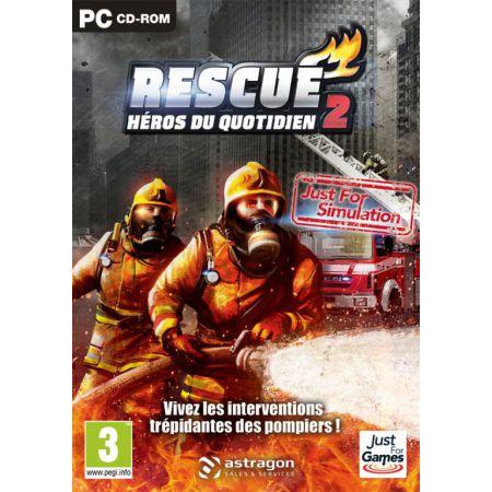 Jeu Pc - Rescue 2 : Heros du Quotidien