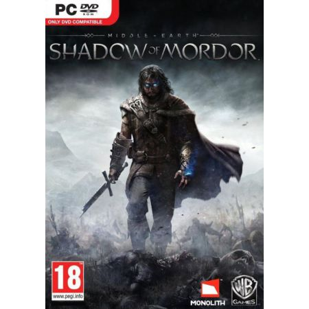 Jeu Pc - Shadow of Mordor : Midle Earth