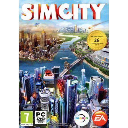 Jeu Pc - SimCity