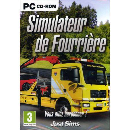 Jeu PC - Simulateur De Fourriere