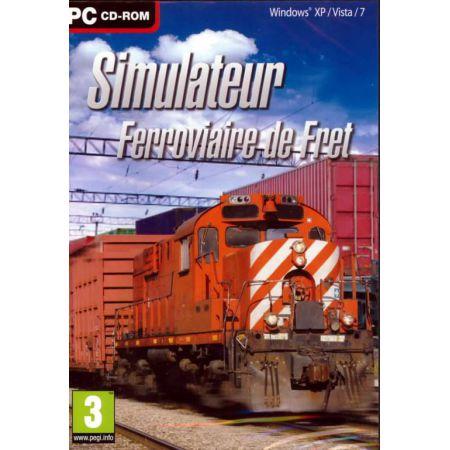 Jeu Pc - Simulateur Ferroviaire De Fret