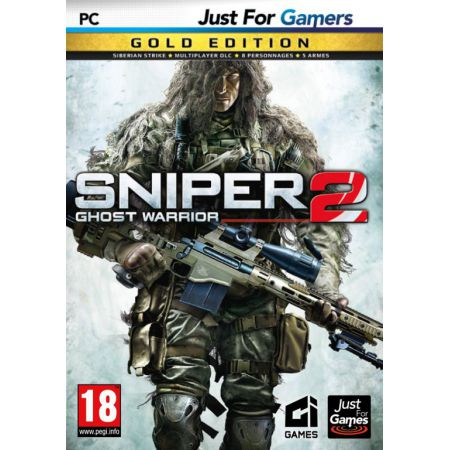 Jeu Pc - Sniper 2 : Ghost Warrior