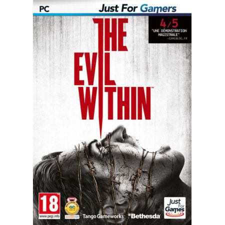 Jeu Pc - The Evil Within