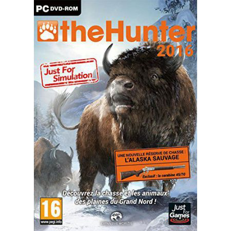 Jeu Pc - The Hunter 2016
