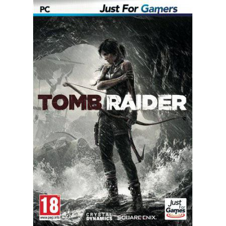 Jeu Pc - Tomb Raider 2013