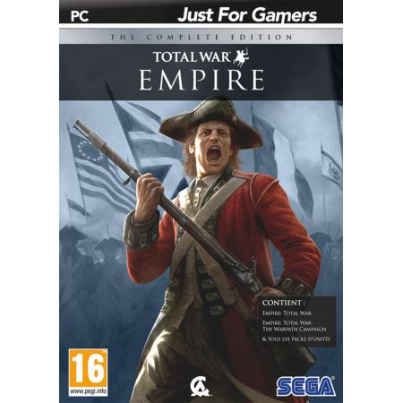 Jeu Pc - Total War : Empire - The Complete Edition