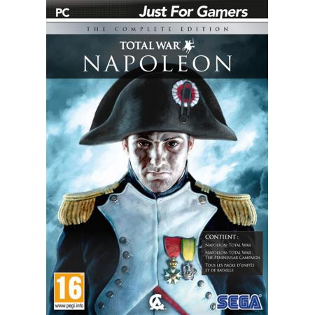 Jeu Pc - Total War : Napoleon - The Complete Edition