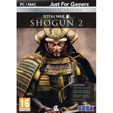 Jeu Pc - Total War : Shogun 2 - The Complete Edition