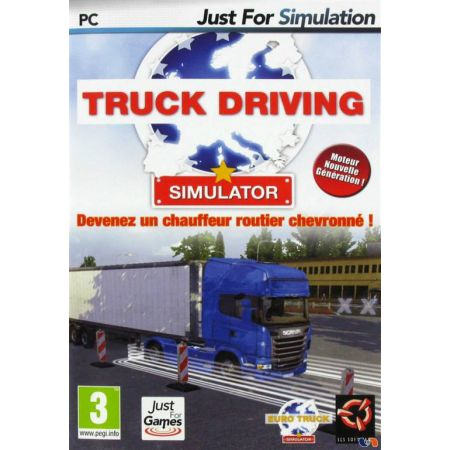 Jeu Pc - Truck Driving Simulator