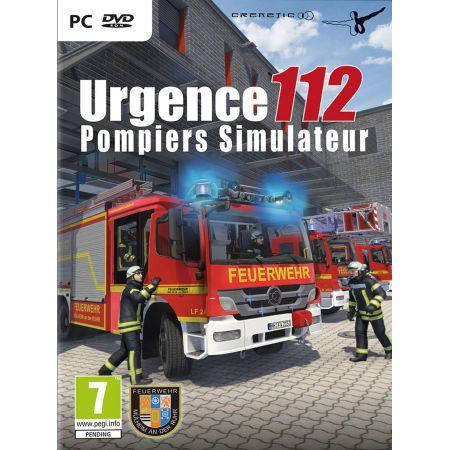 Jeu Pc - Urgence 112 : Pompiers Simulateur
