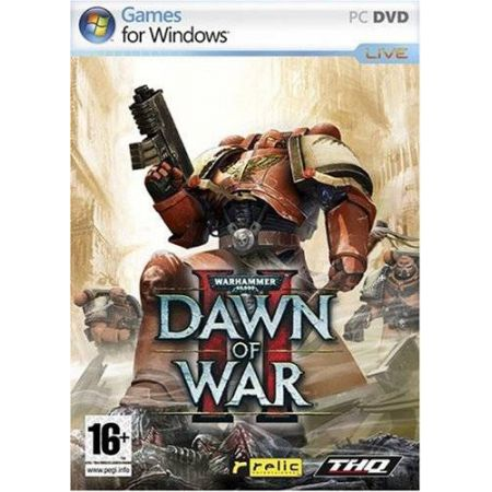 JEU PC - WARHAMMER 40000 DAWN OF WAR 2 II