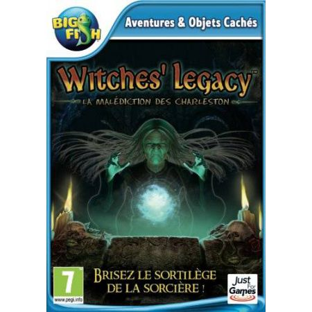 Jeu Pc - Witches Legacy La Malediction Des Charleston