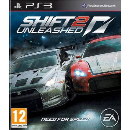 Jeu Ps 3 - NFS SHIFT 2 Unleashed (Need For Speed)