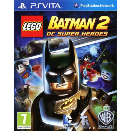 Jeu PS Vita - Lego Batman 2 : DC Super Heroes