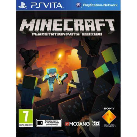 Jeu PS Vita - Minecraft