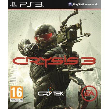 Jeu Ps3 - Crysis 3