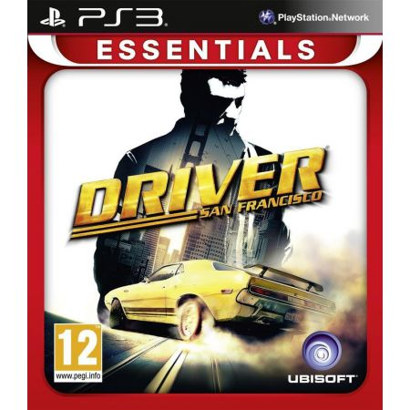 Jeu Ps3 - Driver San Francisco