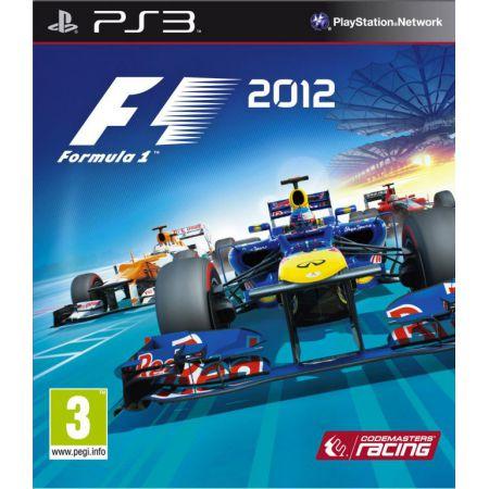 Jeu Ps3 - Formula 1 : F1 2012 - JPS38835