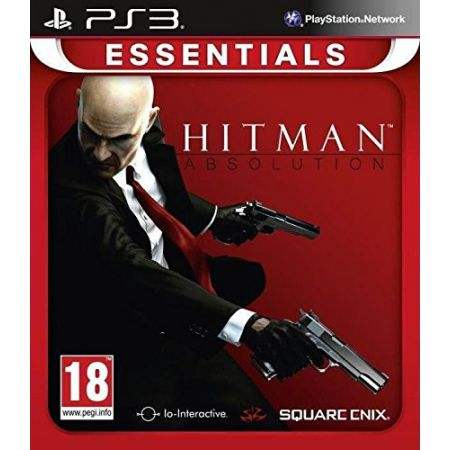 Jeu PS3 - Hitman Absolution