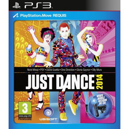 Jeu Ps3 - Just Dance 2014