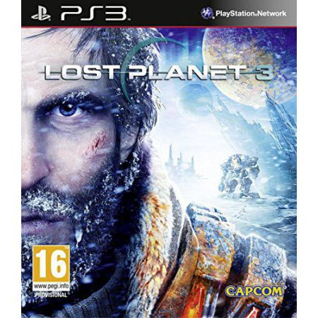 Jeu Ps3 - Lost Planet 3