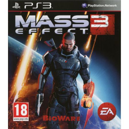 Jeu Ps3 - Mass Effect 3