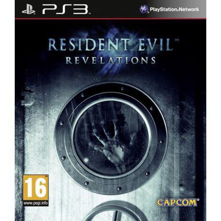 Jeu Ps3 - Resident Evil : Revelations