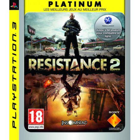 Jeu Ps3 - Resistance 2 Platinum - JPS34055