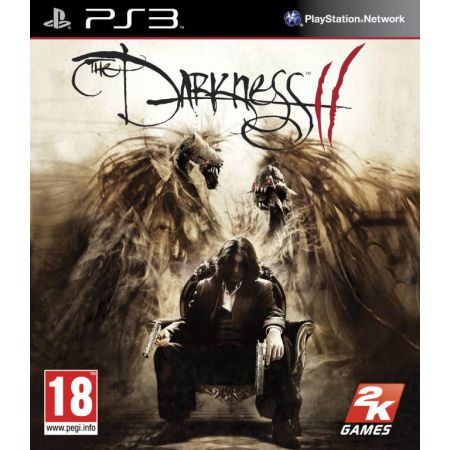 Jeu Ps3 - The Darkness 2