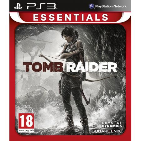 Jeu Ps3 - Tomb Raider