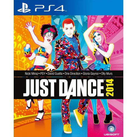 Jeu Ps4 - Just Dance 2014