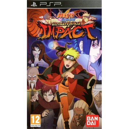 Jeu Psp - Naruto Shippuden Ultimate  Ninja Impact