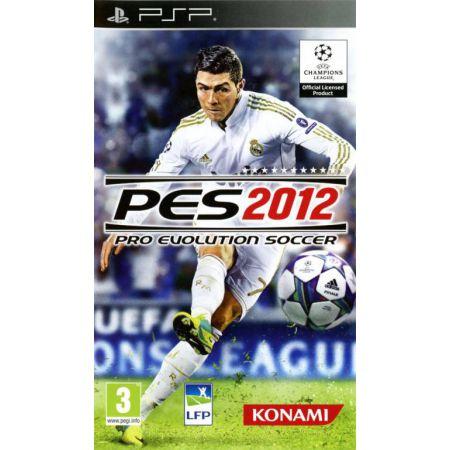 Jeu PSP - Pes 2012