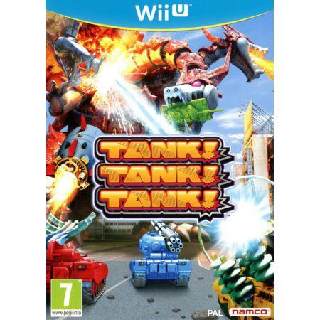Jeu Wii u - Tank ! Tank ! Tank ! - JWIIU8140