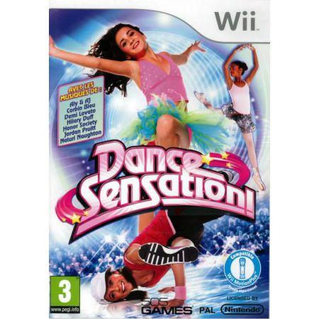 Jeu Wii & Wii U - Dance Sensation
